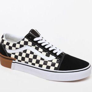 Vans Checkerboard Lace Ups